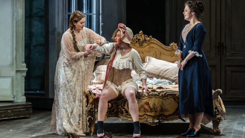 Opera North's The Marriage of Figaro