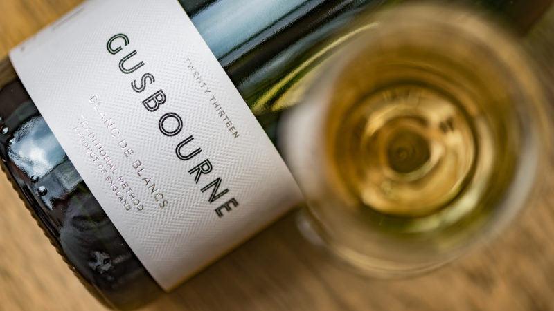 Harvey Nichols Gusbourne Tasting