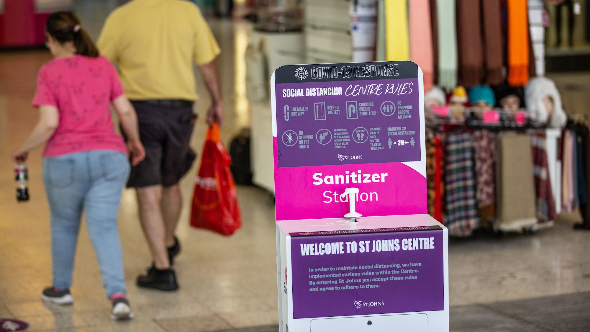 St Johns Centre