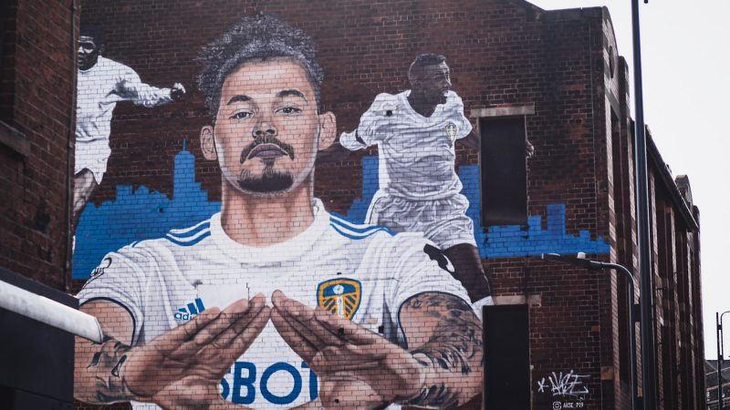 Paving the Way Leeds United, Akse P19, Leeds BID Art Trail
