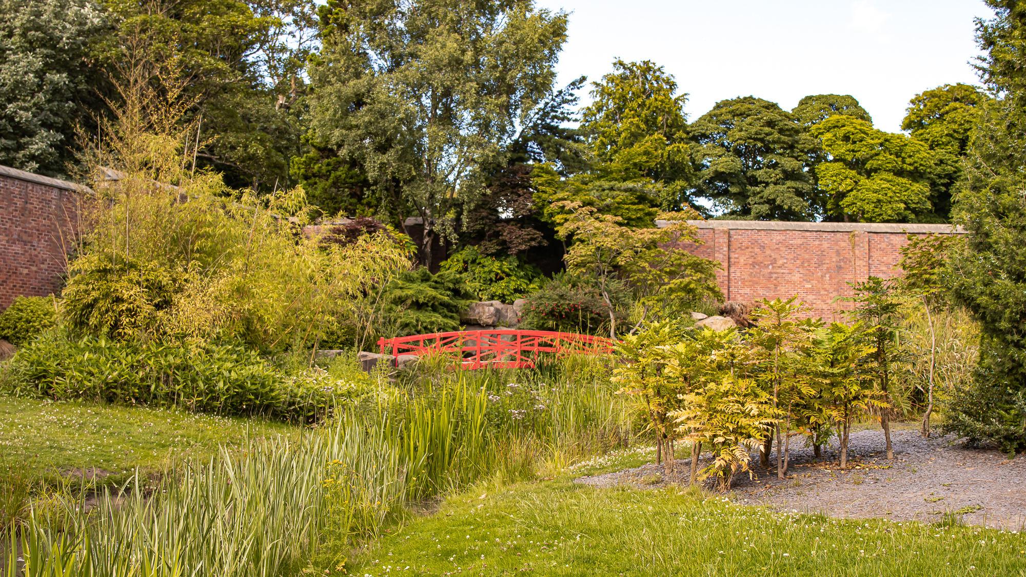 Japanese Gardens, Horsforth Hall Park