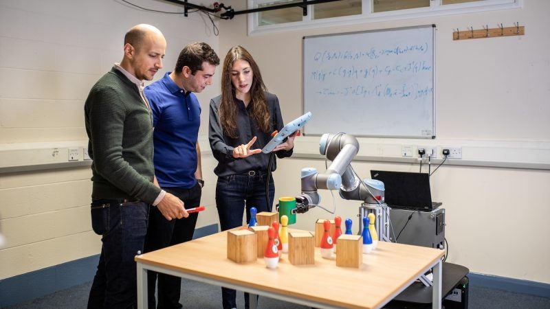 University of Leeds Robotics Intelligent Robot