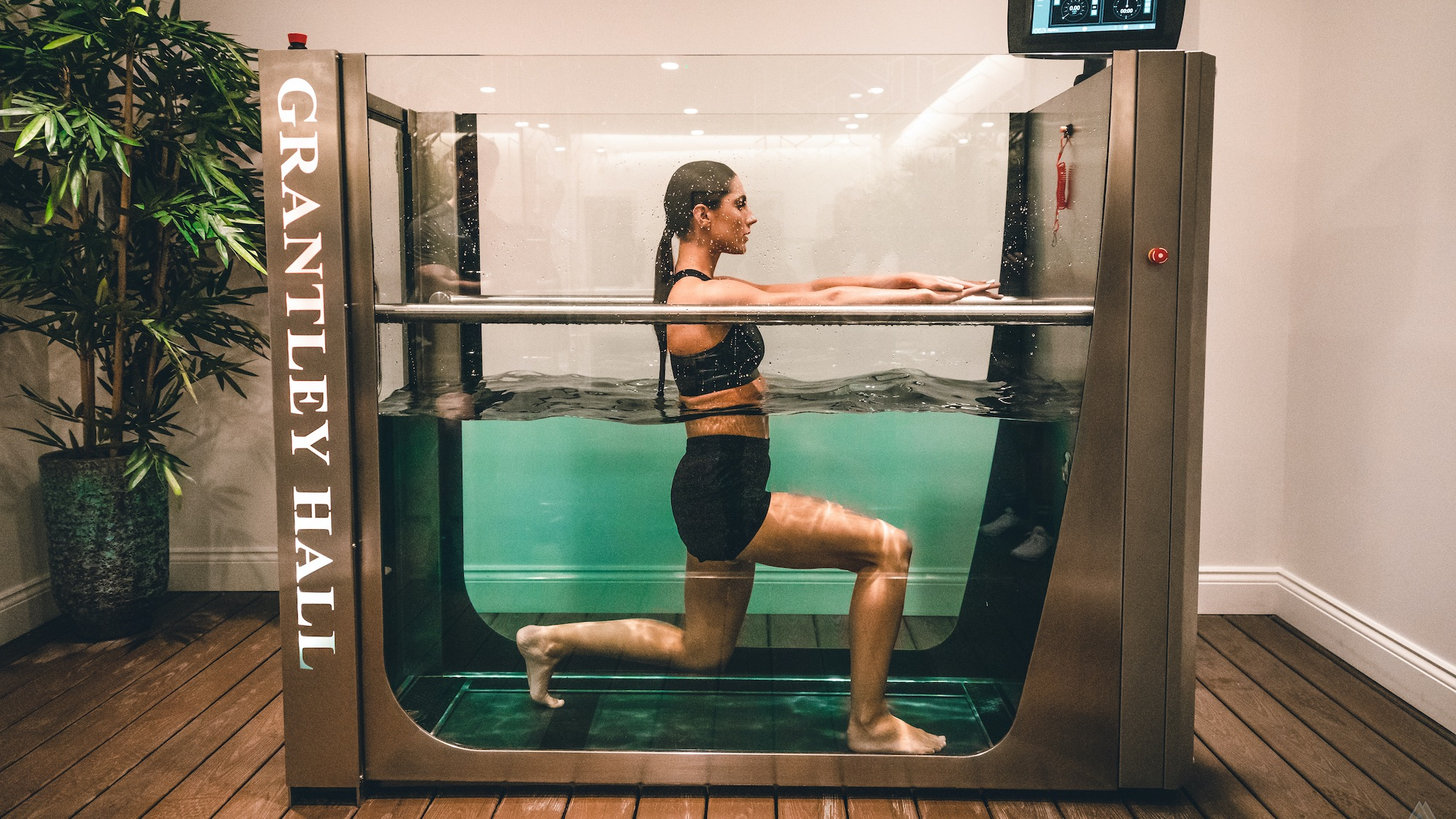 Grantley Hall Underwater Treadmill