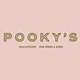 Pooky's Logo