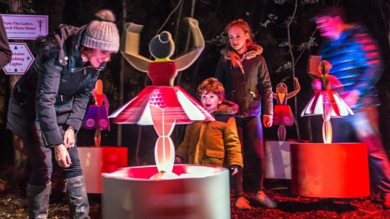 Christmas Experience at Lotherton Hall