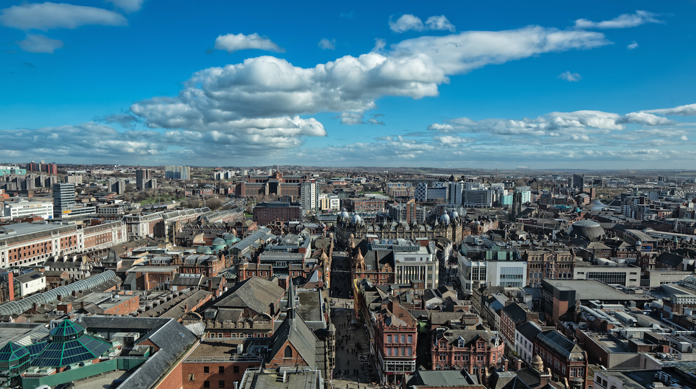 Leeds top 10 destinations UK