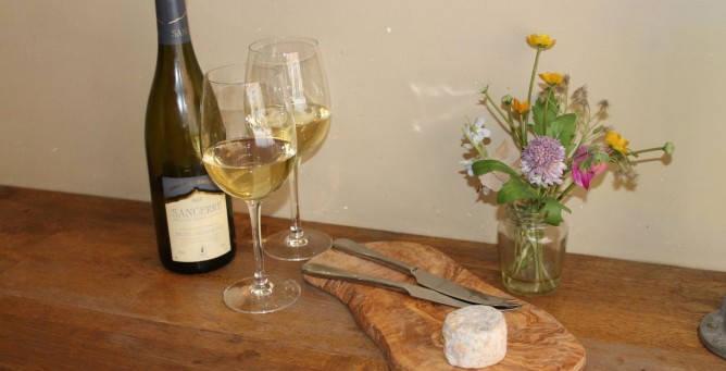 Sancerre, Food & Wine Matching with Leeds' Independents