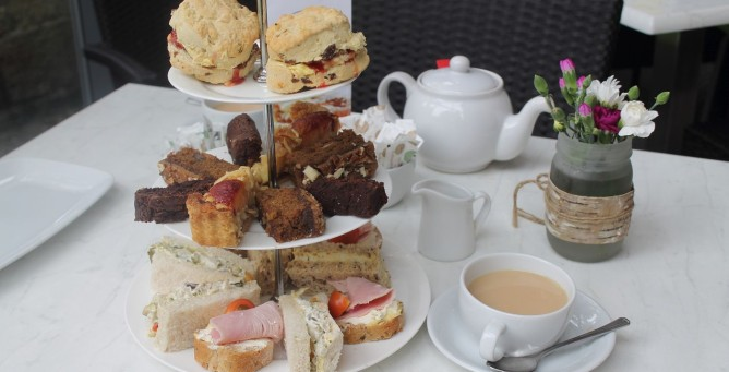 Review: Afternoon Tea at The Arch Café