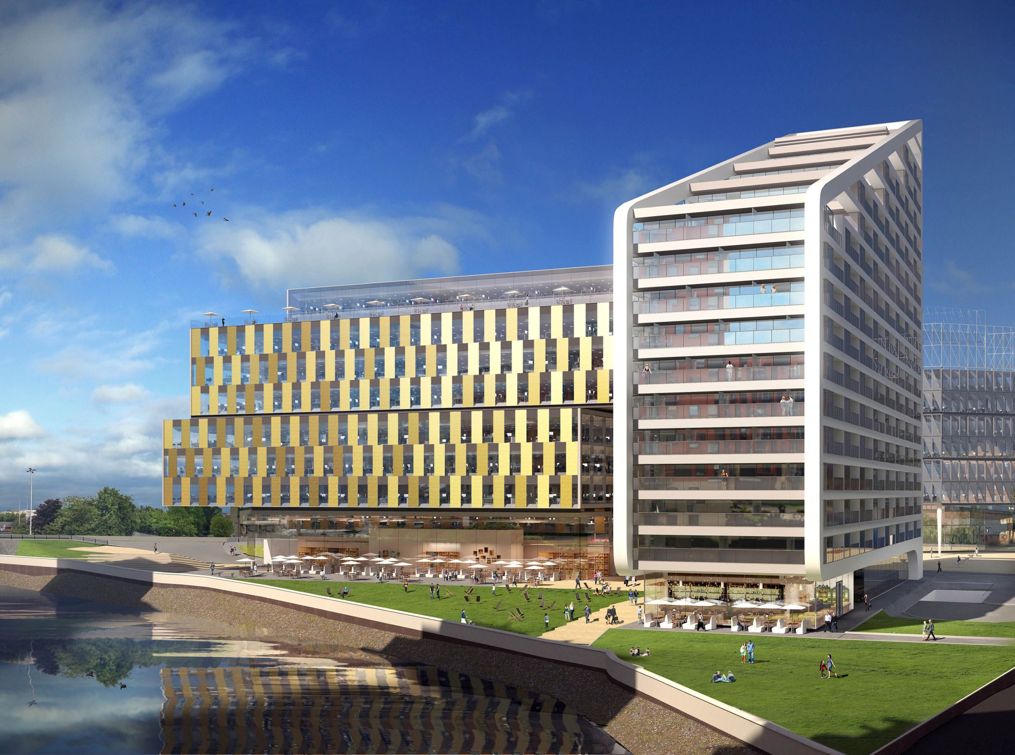 The Developments Transforming Business in Leeds
