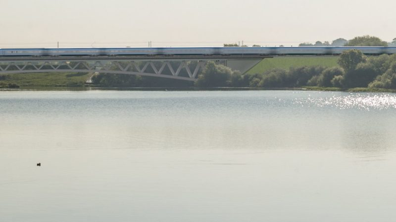 Cold Hindley Reservoir, Leeds Set to Be Boosted by HS3 Fast Track