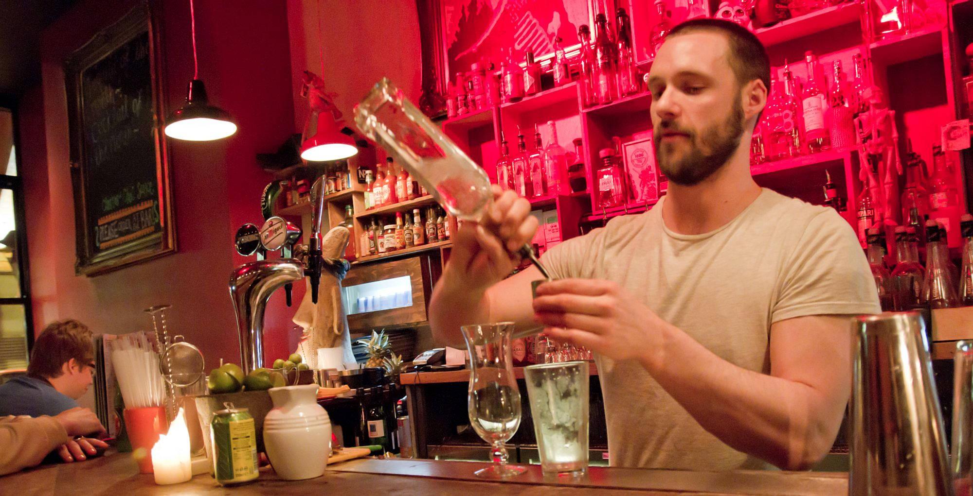 Neon Cactus, The Best Cocktail Bars in Leeds