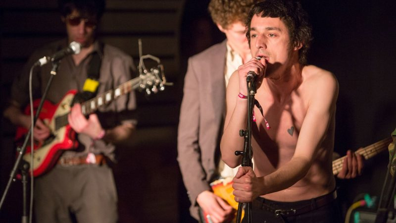 Fat White Family performing live