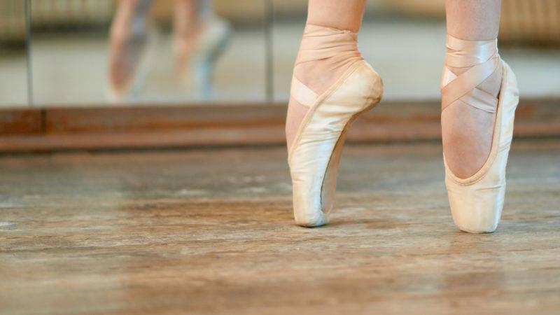 Ballet classes in Leeds