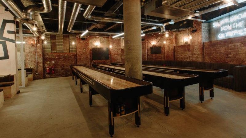 ShuffleDog bar by BrewDog, Leeds