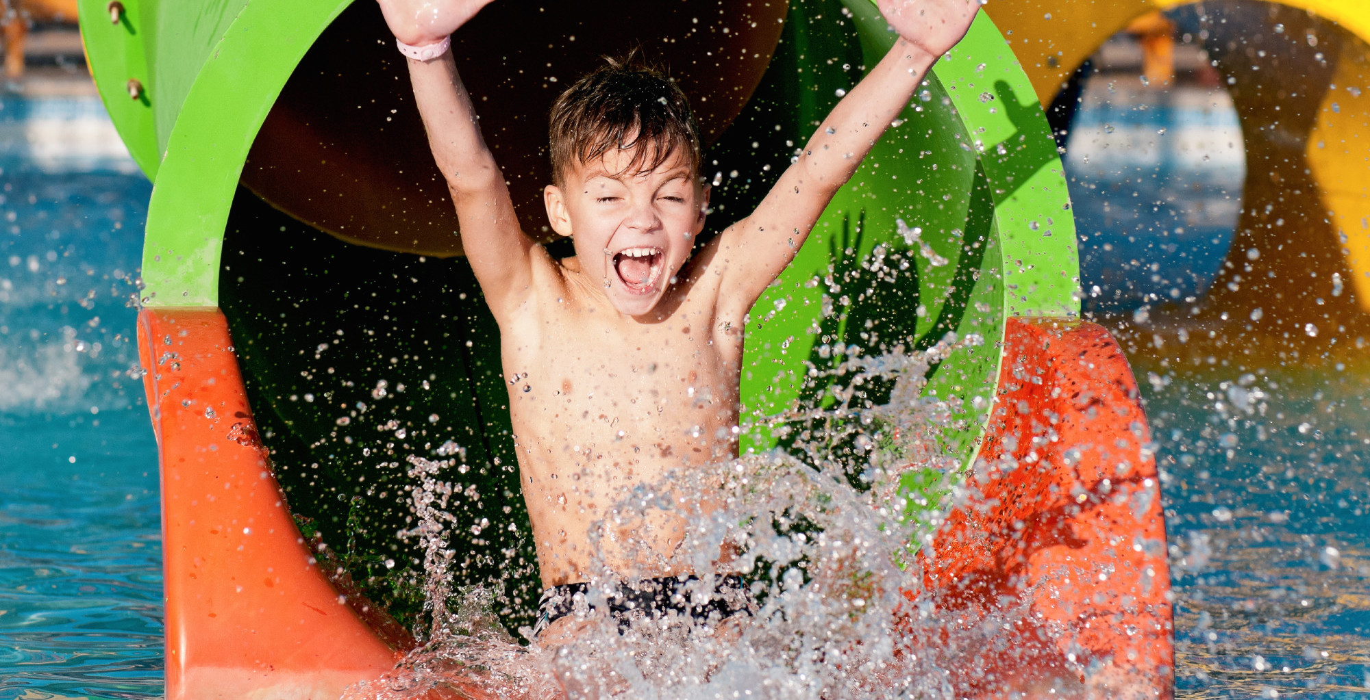 Days out in Yorkshire – Calypso Falls Water Park