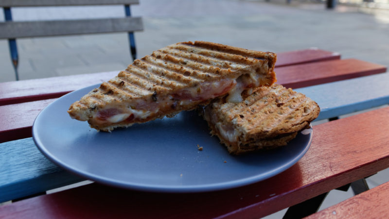 Out of the Woods Toastie