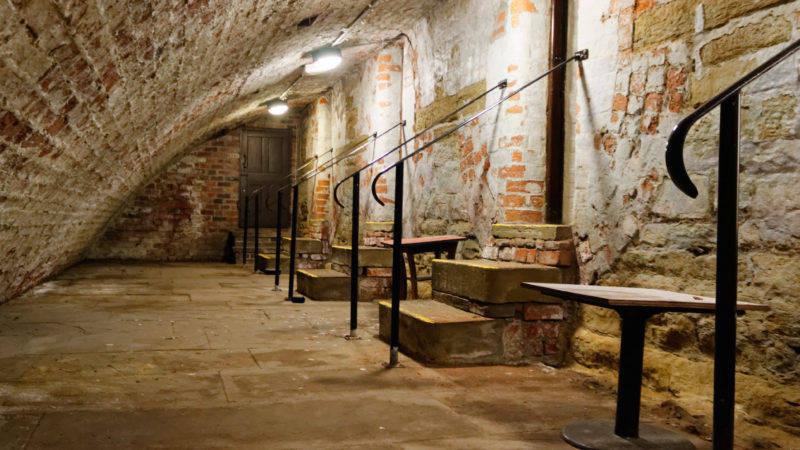 Leeds Town Hall Cells