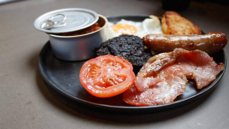 Breakfast at Radisson SAS