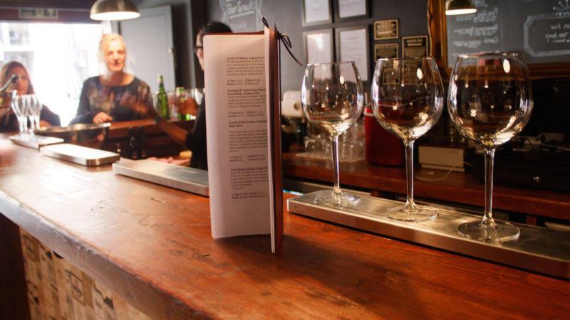 Wino Bar in Leeds