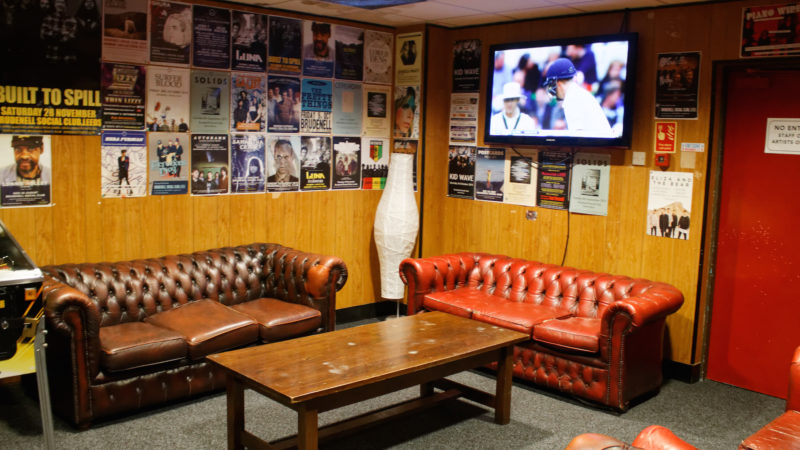 Brudenell Social Club, Sports Bars in Leeds