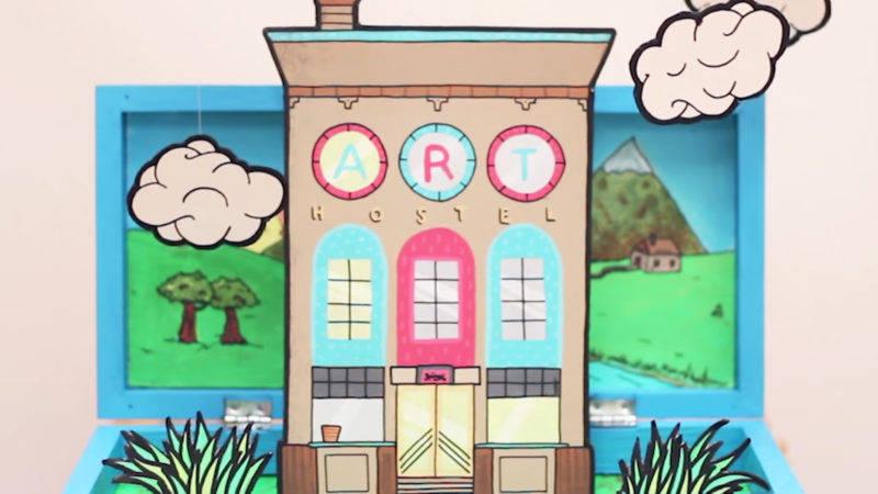 Art Hostel Leeds
