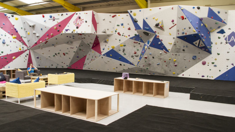 The Climbing Lab, Leeds