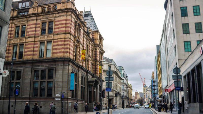 Greek Street Chambers, Park Row, Leeds