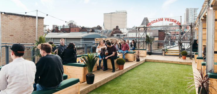 10 Beer Gardens That Are Back in Action