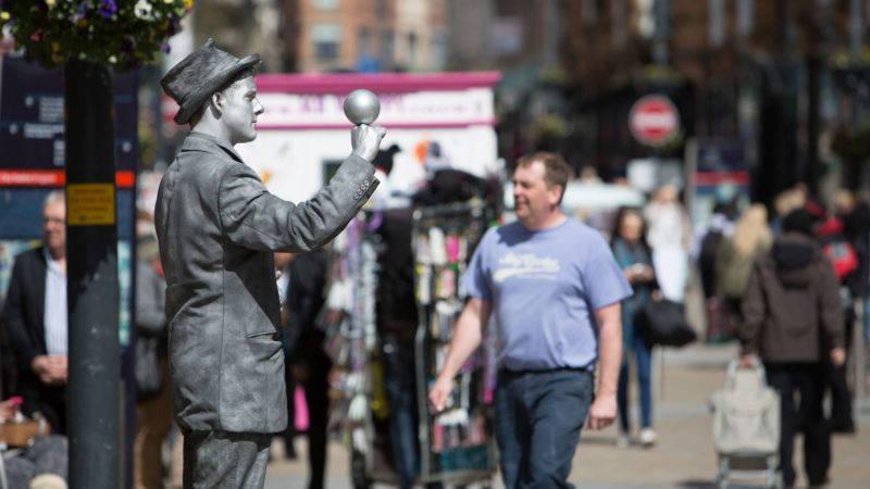 Street Artist Leeds