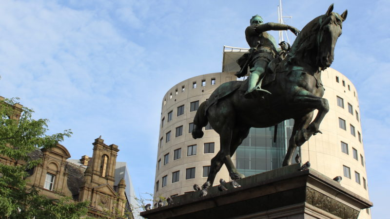 The Black Prince, City Square