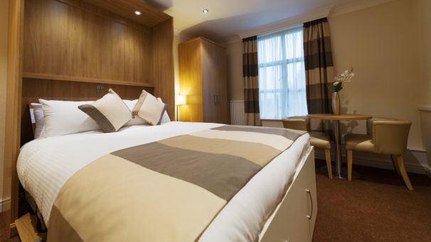 Stay at Weetwood Hall Hotel