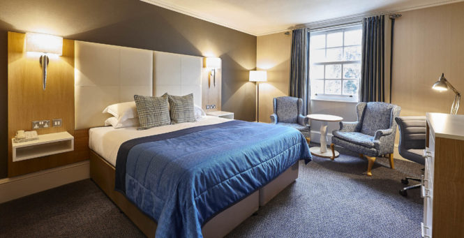 Stay at Oulton Hall Leeds