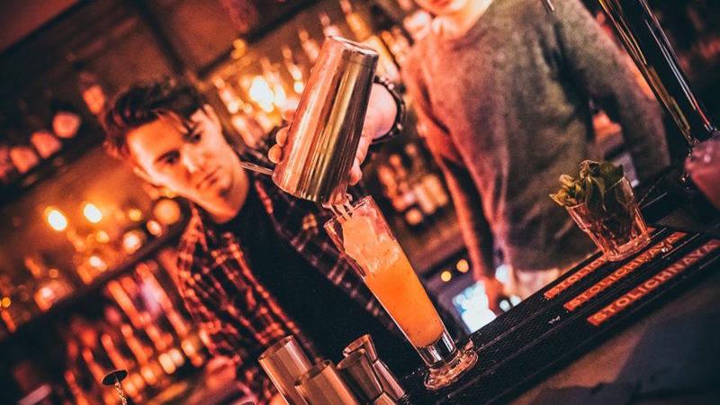 Bar Soba Cocktails