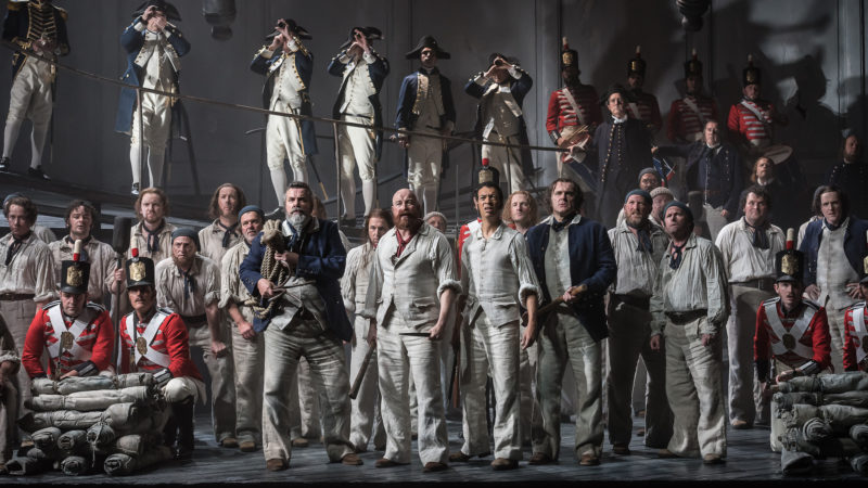 Opera North Billy Budd