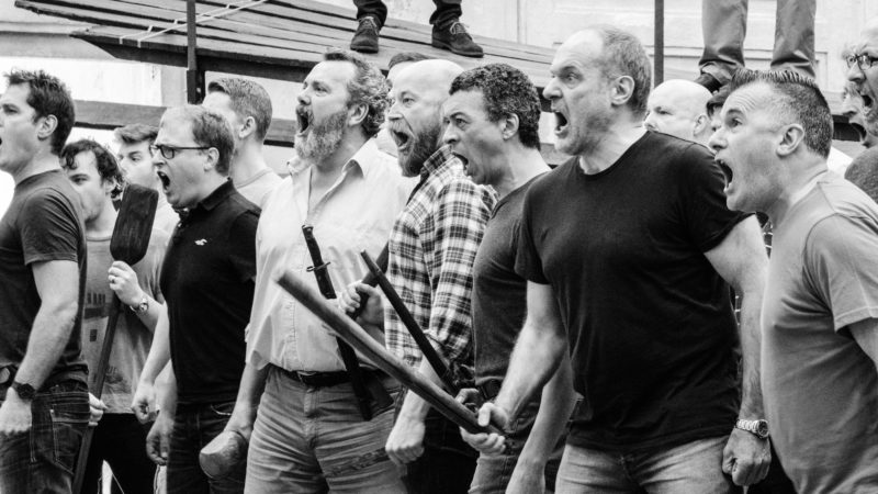 Behind the Scenes on Billy Budd