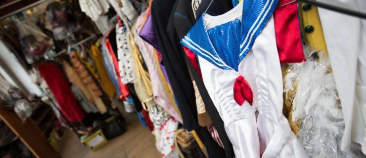 The Best Fancy Dress Shops in Leeds