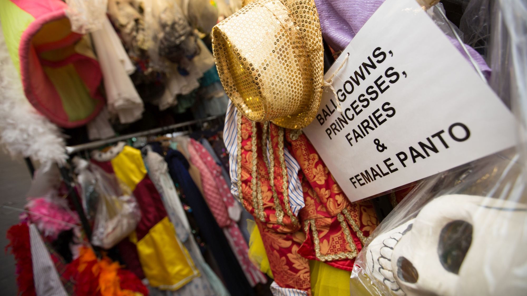 West Yorkshire Playhouse Costume Hire