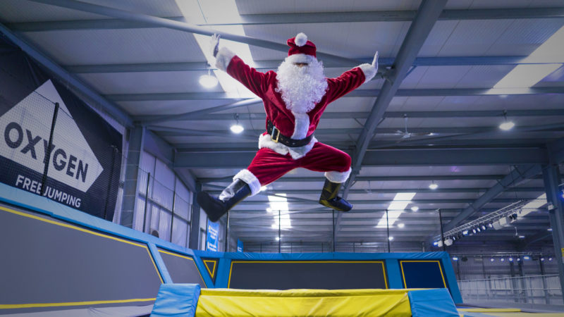 Oxygen Freejumping Christmas
