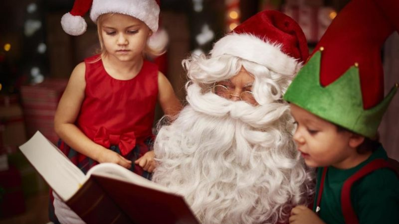 The Christmas Experience at Lotherton Hall