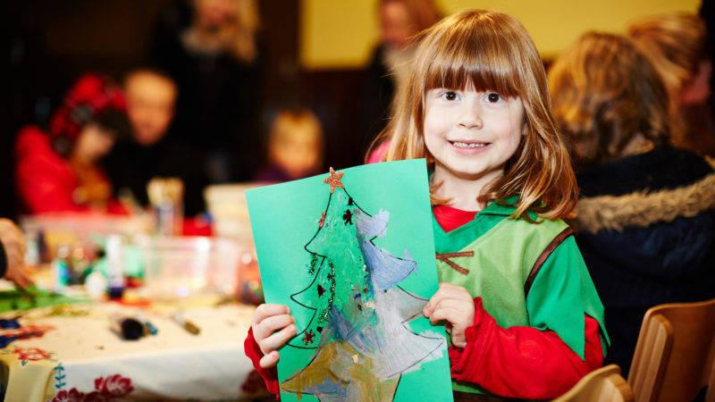 The Christmas Experience Lotherton Hall