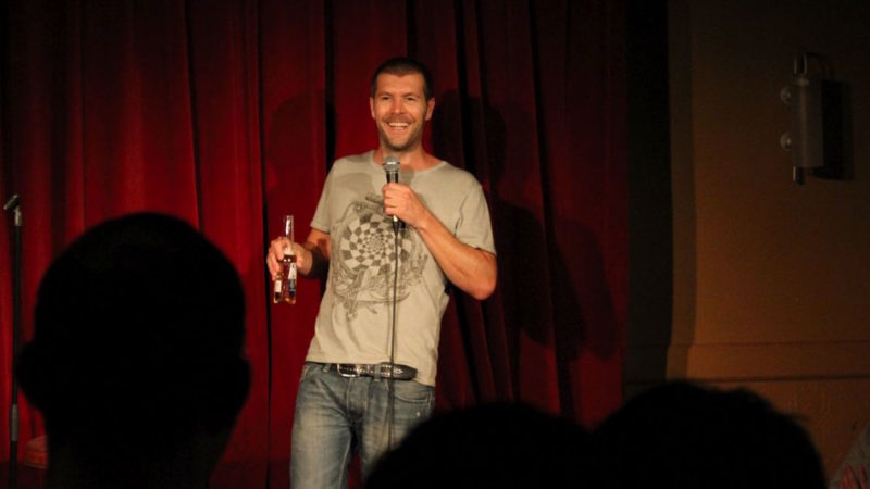 Rhod Gilbert at The House of Fun Comedy Club