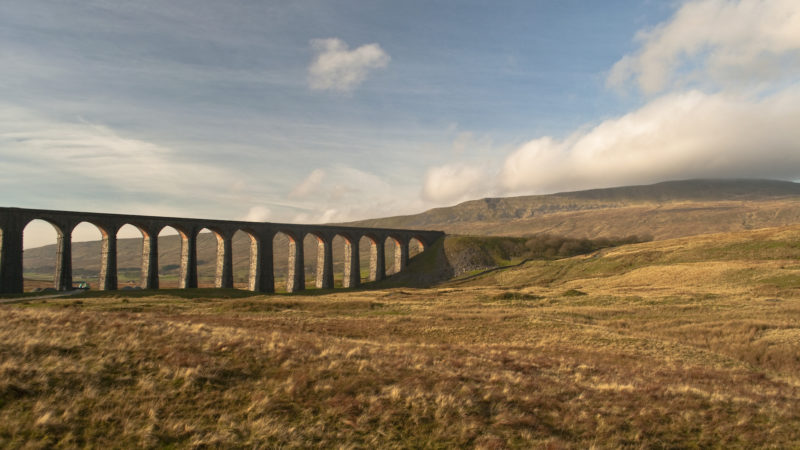 Whernside & Ribblehead Valley