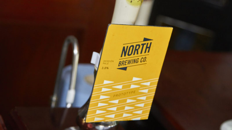 North Brewing Co. Prototype