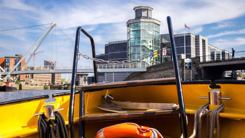 Water Taxi Leeds