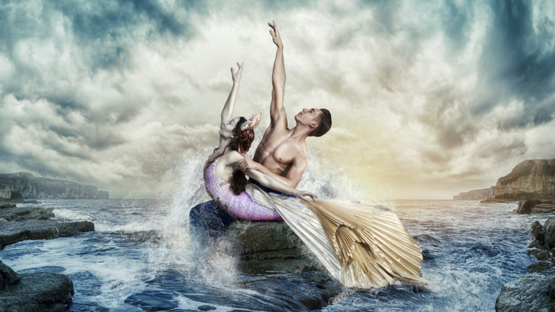 Northern Ballet's The Little Mermaid