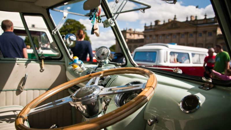 VW Festival at Harewood House