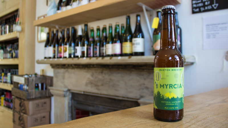 Myrcia, Buxton Brewery, Little Leeds Beer House