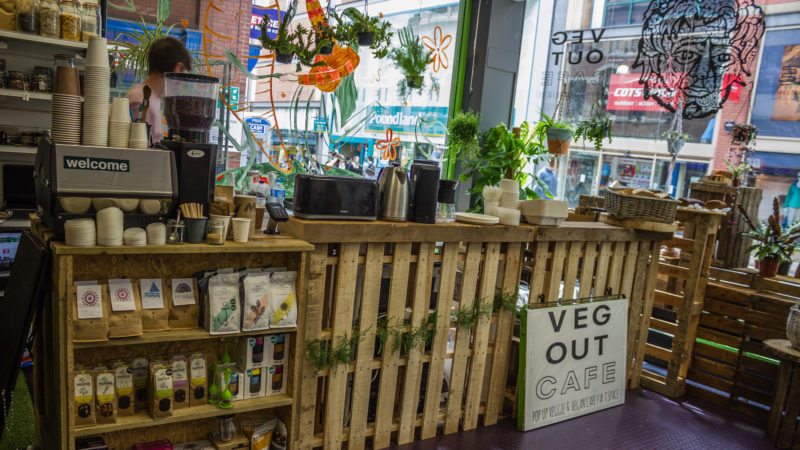 The Veg Out Cafe