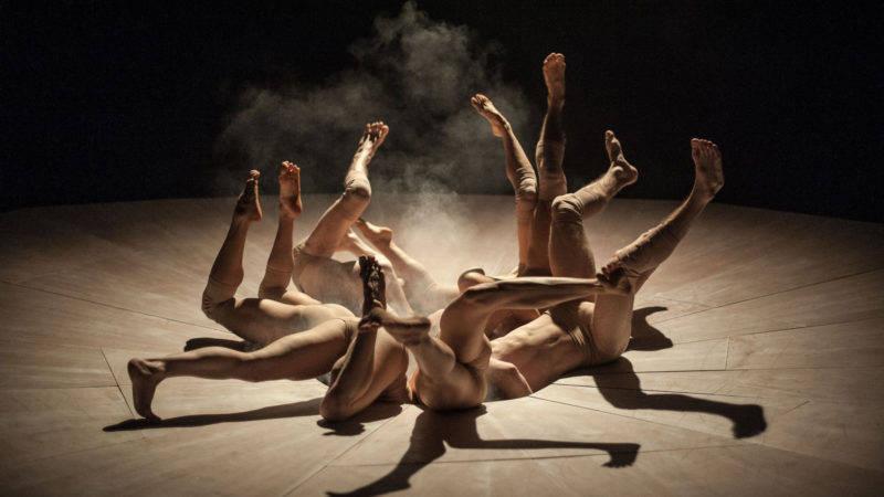 Scottish Dance Theatre's YAMA at Riley Theatre