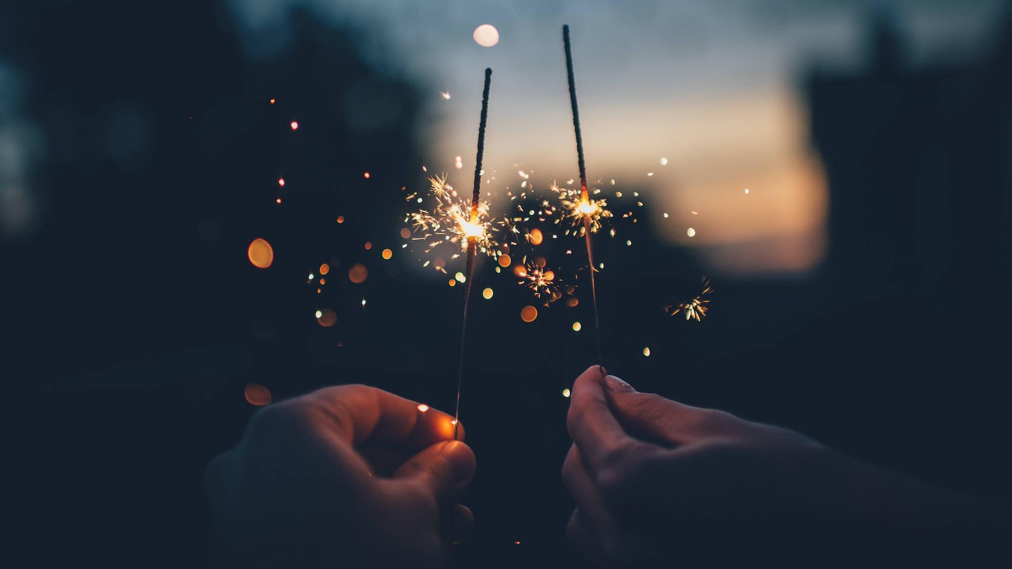 Firework displays, bonfire night in Leeds